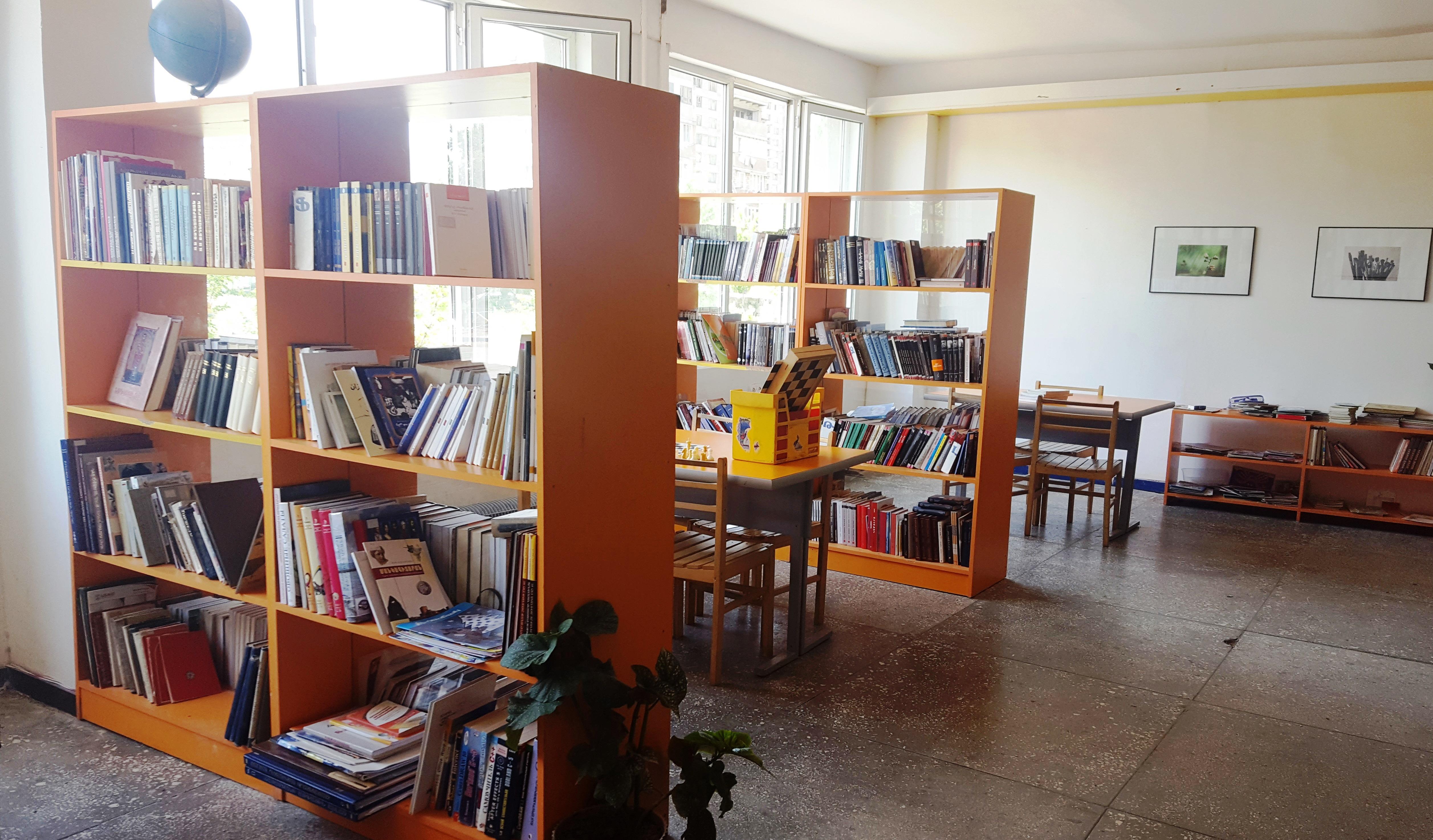 Լուսավոր գրադարան